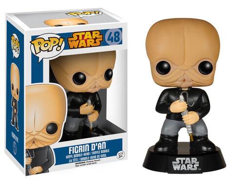 Figurine Funko Pop! N°48 - Star Wars - Fingrin' Dan