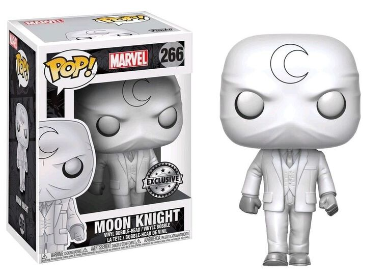 Figurine Funko Pop! N°266 - Marvel - Moon Knight