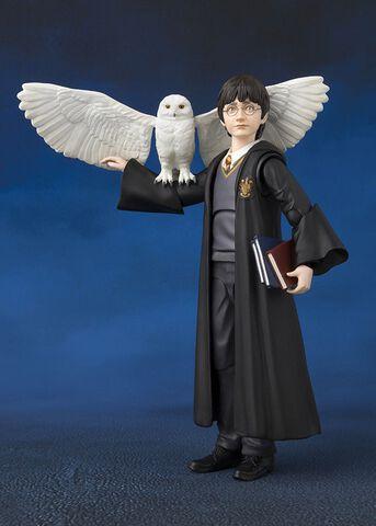 Figurine S.h Figuarts - Harry Potter - Harry Potter à L'école des sorciers