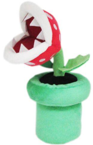 Peluche - Nintendo - Plante Piranha 22 cm