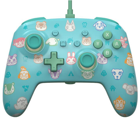 Manette Filaire Switch Animal Crossing Kk New Horizon