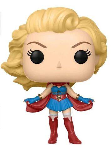 Figurine Funko Pop! N°222 - DC Comics - Bombshell Supergirl