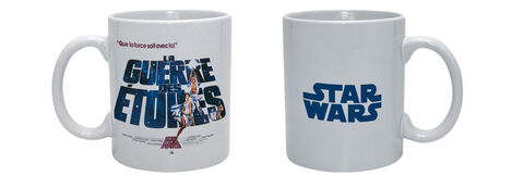 Mug Star Wars - 320 Ml - La Guerre des Etoiles