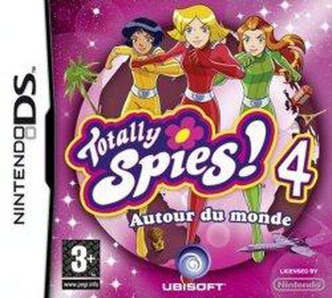 Totally Spies 4, Autour Du Monde