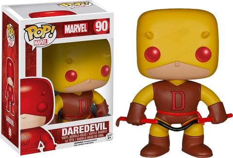 Figurine Toy Pop N°90 - Daredevil Yellow