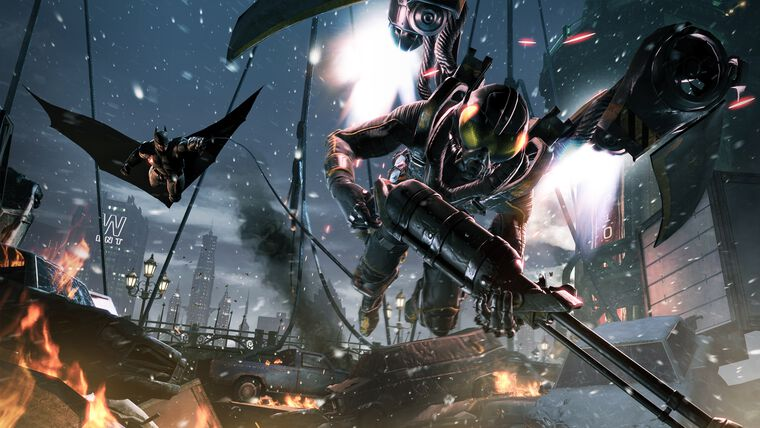 Batman Arkham Origins - Season Pass - Version digitale