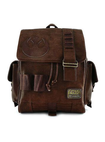 Sac A Dos Loungefly - Star Wars - Rey Rebelle