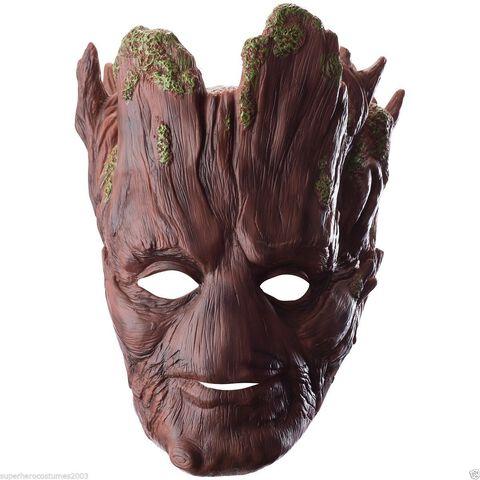 Masque - Les Gardiens de la Galaxie - Groot