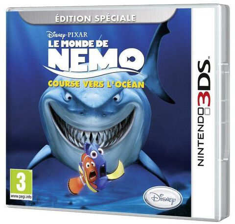 Le Monde De Nemo : Course Vers L'océan