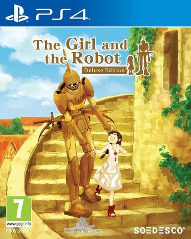 Girl And The Robot Deluxe