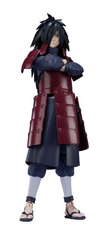 Figurine SH Figuarts - Naruto Shippuden - Madara Uchiwa 15 cm