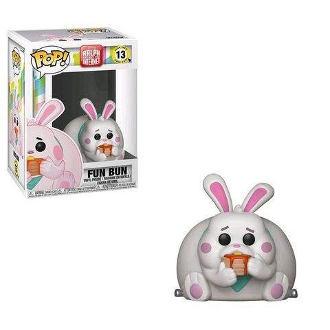 Figurine Funko Pop! N°13 - Ralph 2.0 - Fun Bun