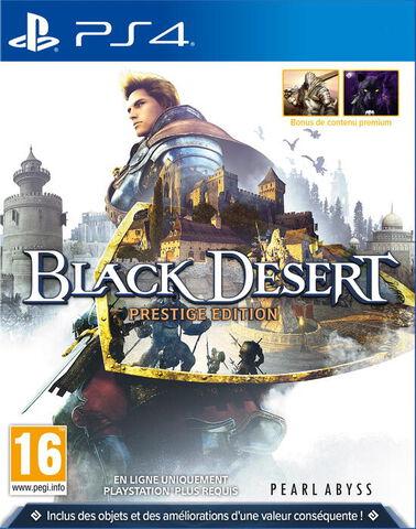Black Desert Prestige Edition