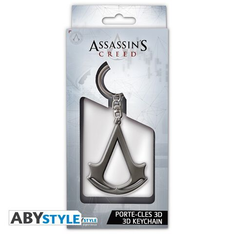 Porte-clés - Assassin's Creed - Crest 3D