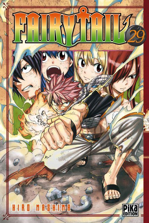 Manga - Fairy Tail - Tome 29