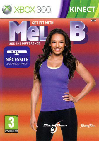 Get Fit With Mel B Petit Prix (kinect)