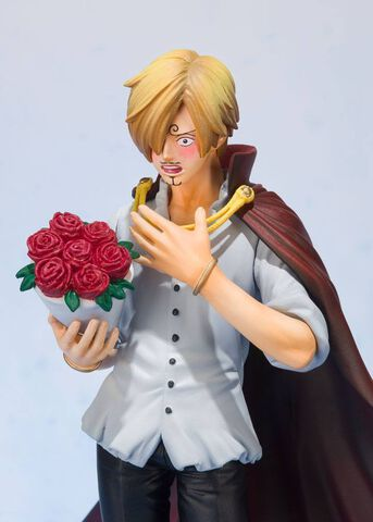 Statuette Figuarts Zero - One Piece - Sanji Whole Cake Island