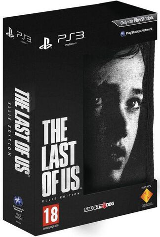 The Last Of Us Edition Collector Ellie