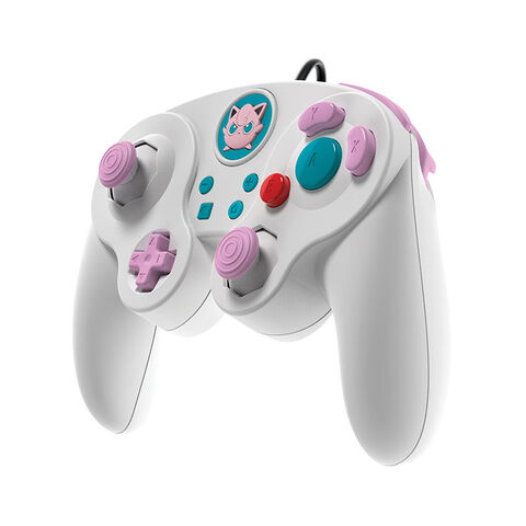 Manette Filaire Fight Pad Pro Nintendo Jigglypuff