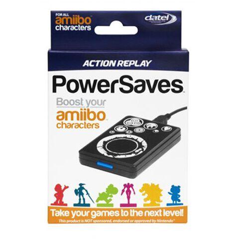 Action Replay Amiibo Powersaves
