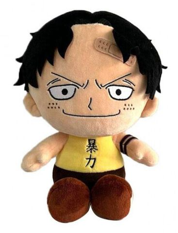 Peluche Sakami - One Piece - Ace