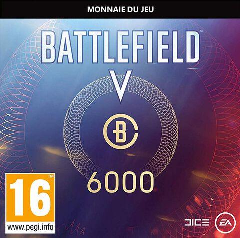 Battlefield V - DLC - 6000 Battlefield Points - Version digitale