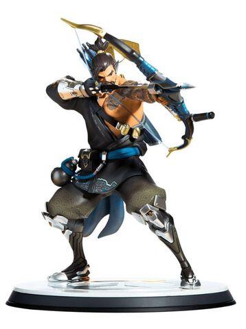 Statuette Premium - Overwatch - Hanzo