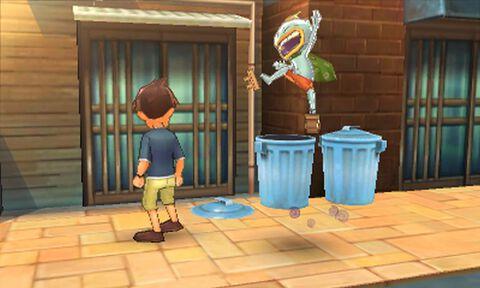 Yo-Kai Watch - Médaillon Exclusif Inclus