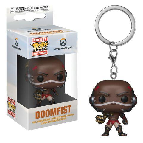 Porte-clés - Overwatch - Pop Doomfist
