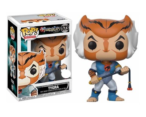 Figurine Funko Pop! N°573 - Thundercats - Tygra