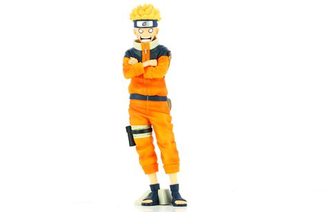 Figurine Grandista - Naruto - Shinobi Relations Uzumaki Naruto 2