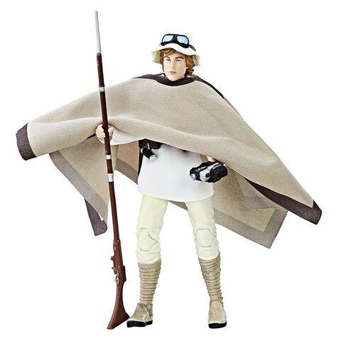 Figurine - Star Wars - Black Series Luke et son Landspeeder