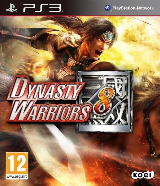 Dynasty Warriors 8 PS3 - PlayStation 3