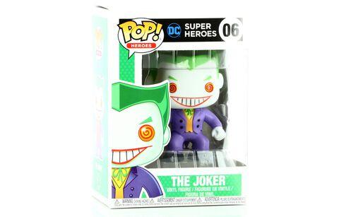 Figurine Funko Pop! N°06 - Batman - Joker