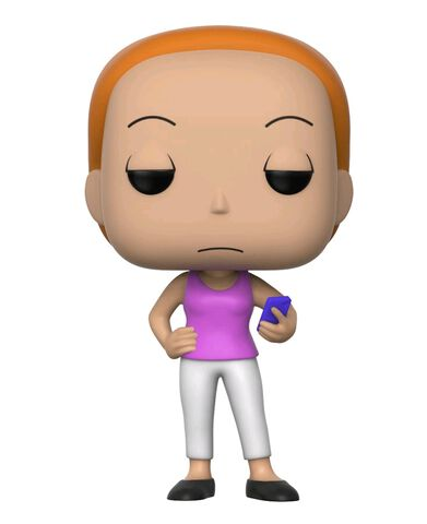 Figurine Funko Pop! N°303 - Rick and Morty S3 - Summer
