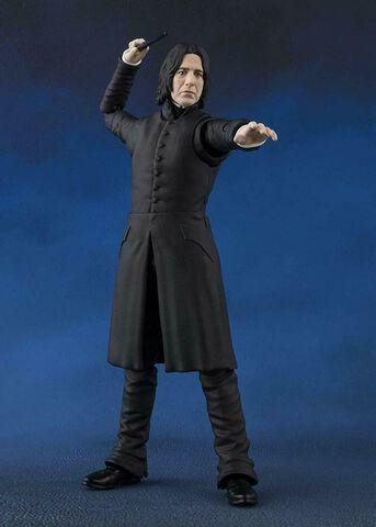 Figurine Sh Figuarts - Harry Potter - Severus Rogue