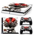 Pack de Stickers PS4 - Street Fighter V Ryu Bras Croises
