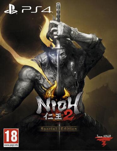 Nioh 2 Edition Speciale