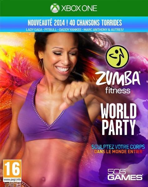 Zumba World Party Xbox One - Xbox One