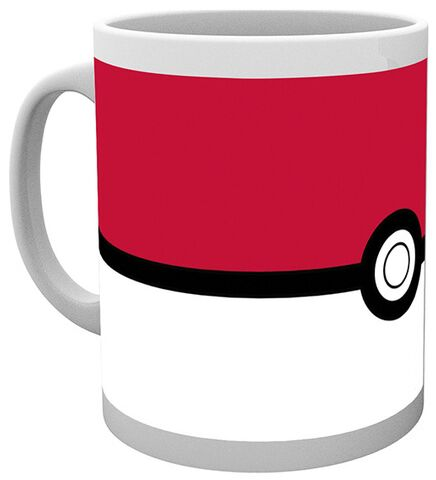 Mug - Pokemon - Pokeball