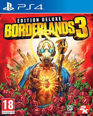 Borderlands 3 Edition Deluxe (exclusivité Micromania)