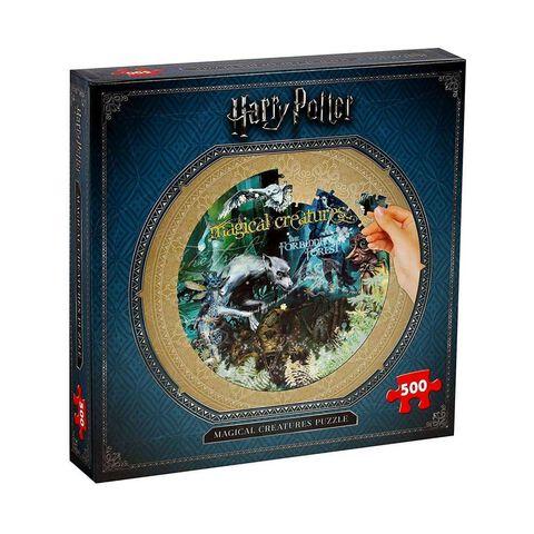 Puzzle - Harry Potter - Créature Magique 500 Pièces