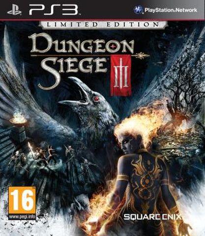 Dungeon Siege III Edition Limitée