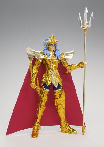 Figurine - Saint Seiya - Poseidon Crown
