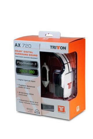 Casque Pro Gaming Tritton Ax 720
