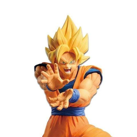 Figurine - Dragon Ball Z - The Android Battle Fighter Z Sangoku Super Saiyan