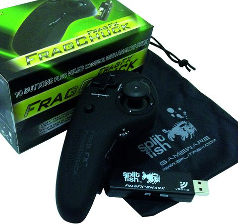 Manette Sans Fil Fragfx Chuck Splitfish
