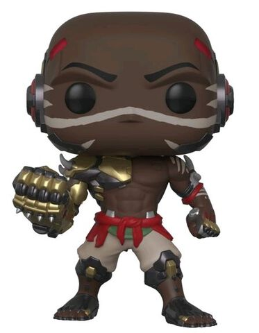 Figurine Funko Pop! N°351 - Overwatch - S4 Doomfist