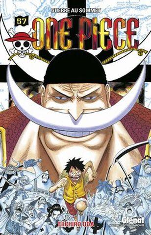 Manga - One Piece - Edition Originale Tome 57