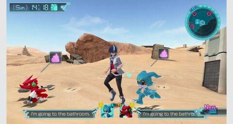Digimon World Next Order